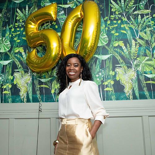 Francesca's 50th Birthday