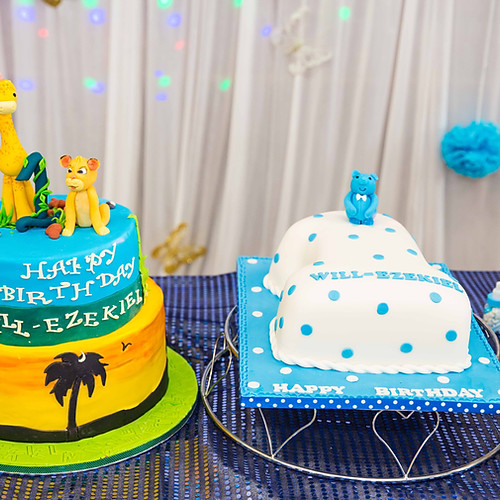 Will-Ezekiel's 1st Birthday Party