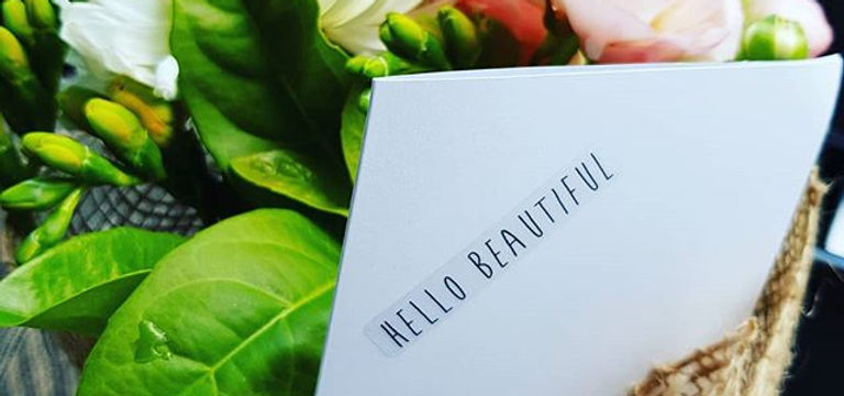 Hello Beautiful 🌸_#spreadingthelove #go