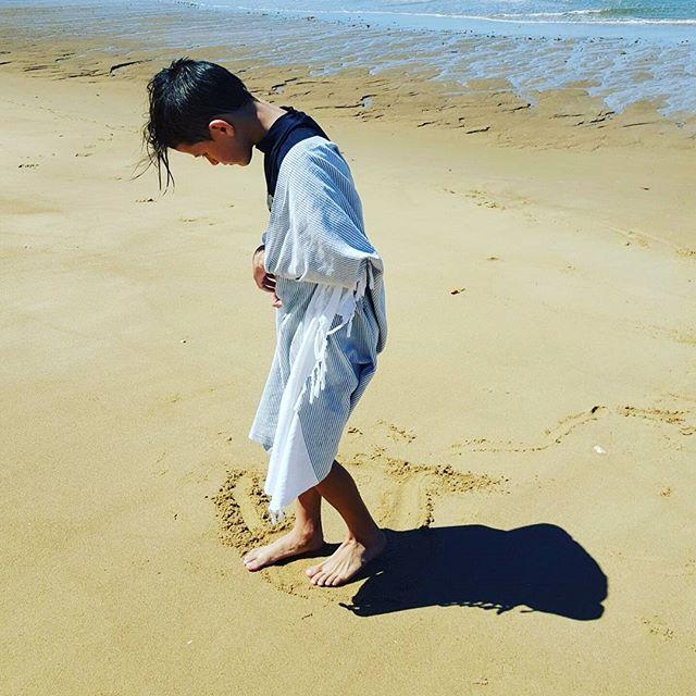 Summer Mist Towel