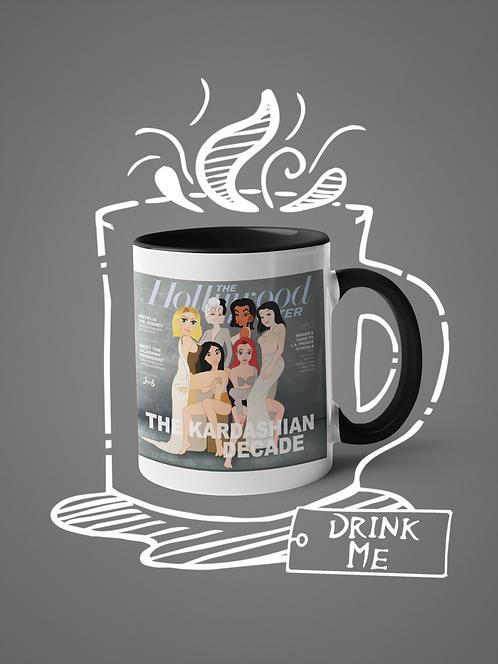 Mug / Magazines - Kardashian Decade