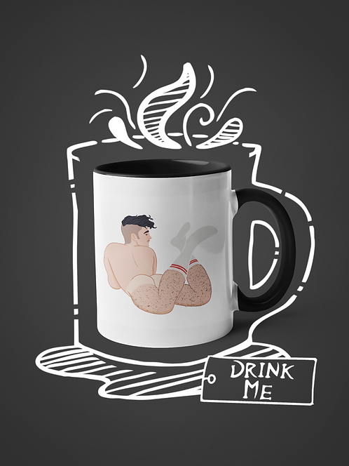 Mug / Censored - Socks