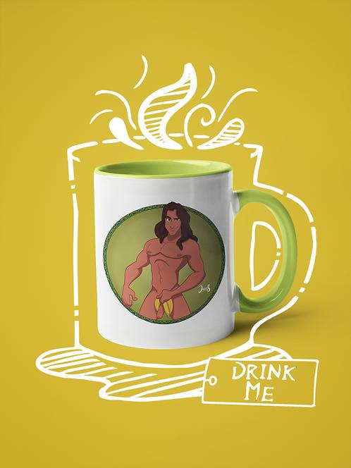 Mug / Prinsex - Tarzan