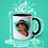 Thumbnail: Mug / Queerantine - Mask Jasmine