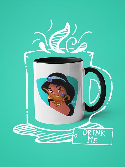 Mug / Queerantine - Mask Jasmine