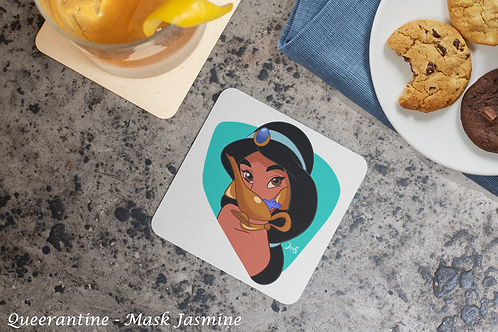 Set of Coasters / Queerantine Collection