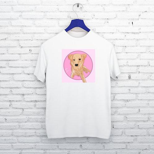Unisex T-Shirt / Custom Pet Portrait