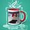 Thumbnail: Mug / Queerantine - Ariel