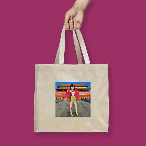 Tote Bag / Street Fashion - Mulan
