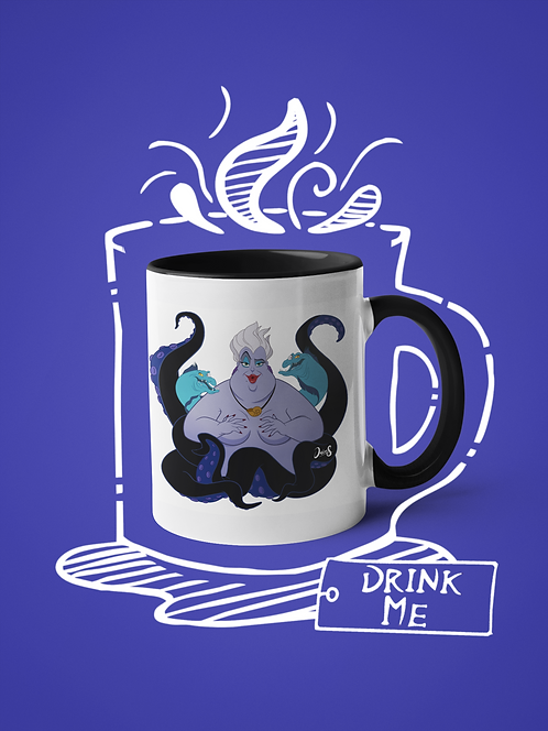Mug / Villains - Ursula