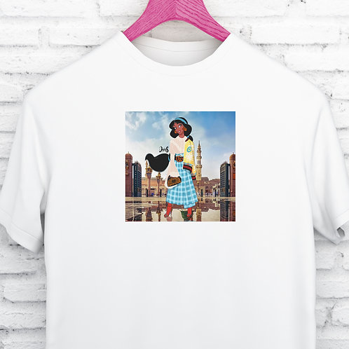 Unisex T-Shirt / Street Fashion - Jasmine