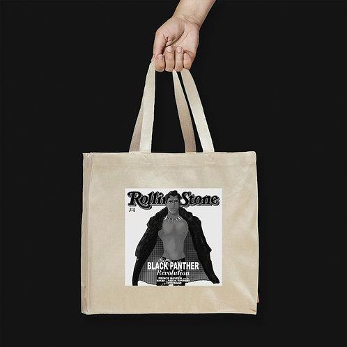 Tote Bag / Magazines - Black Panther