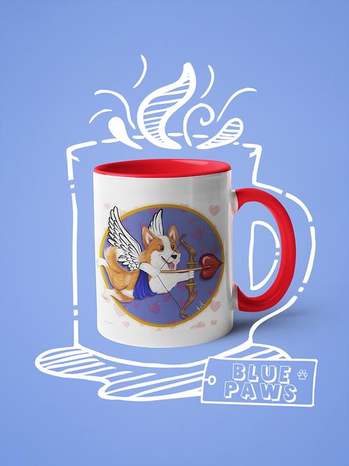 Mug / Special Edition - Cupid Corgi