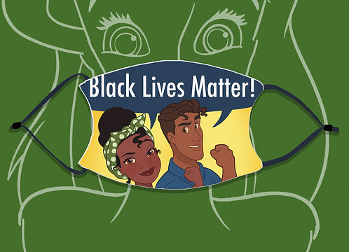 Face Mask / Special Edition - Black Lives Matter
