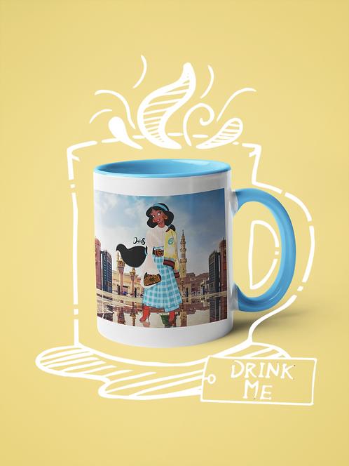 Mug / Street Fashion - Jasmine