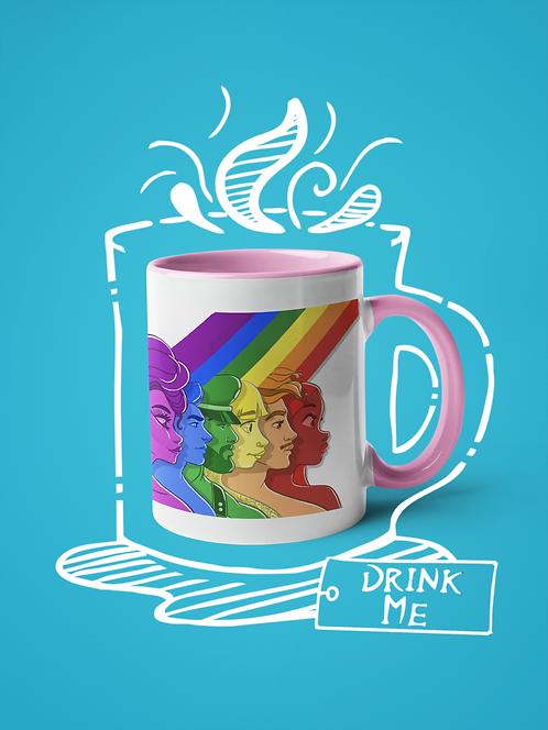 Mug / Special Edition - Pride 50yr