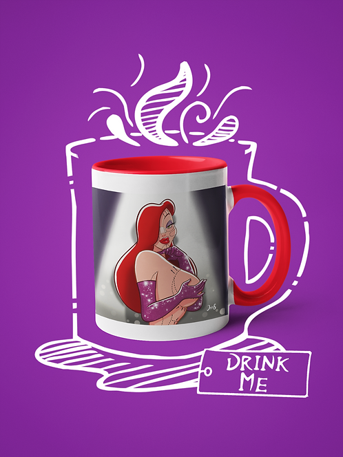 Mug / Special Edition - Jexxxica Rabbit