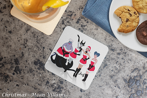 Set of Coasters / Christmas Collection