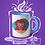 Thumbnail: Mug / Queerantine - Mask Ariel