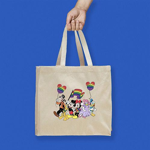 Tote Bag / Special Edition - Pride Disney