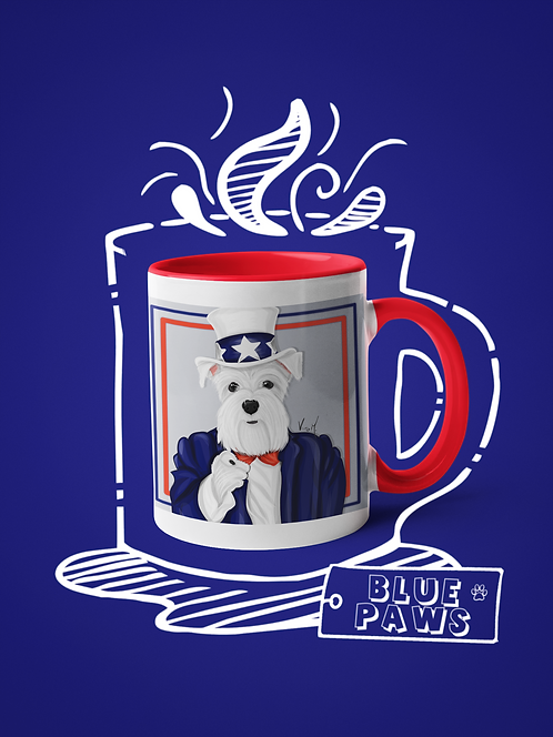 Mug / Special Edition - Uncle Whiskers
