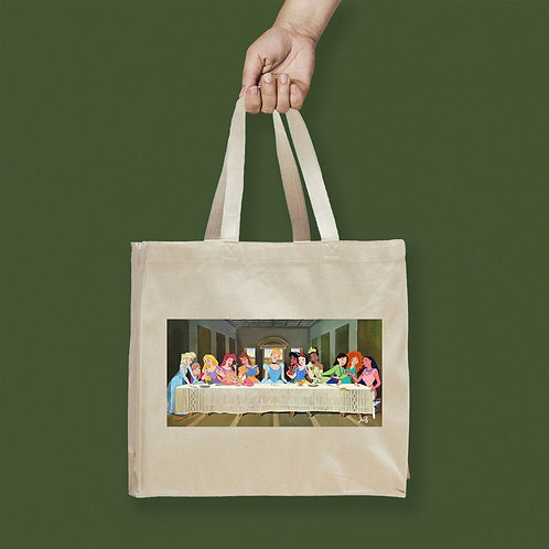 Tote Bag / Special Edition - Last Supper Princesses