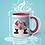 Thumbnail: Mug / Christmas - Santa