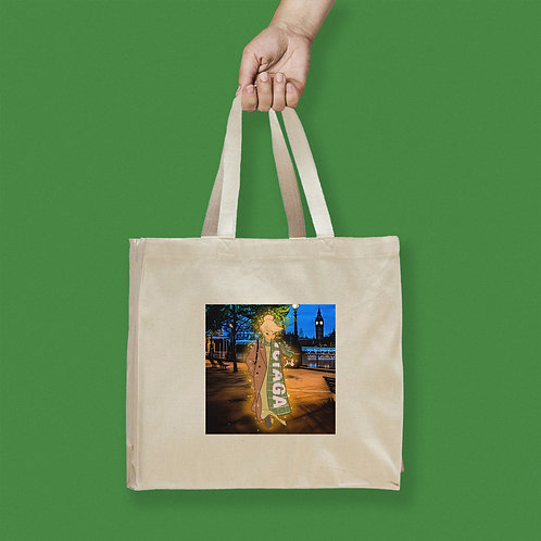 Tote Bag / Street Fashion - Tinkerbell