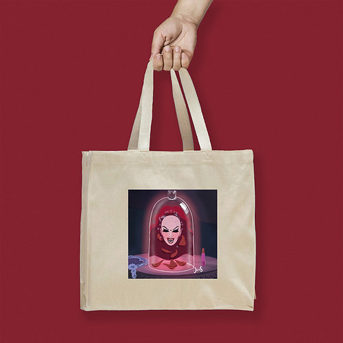 Tote Bag / DraGlam - Sasha Velour
