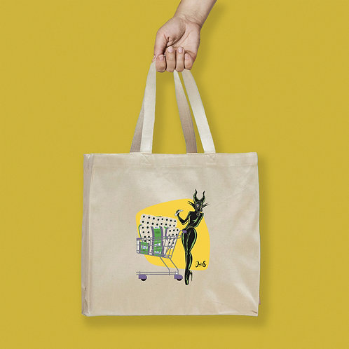 Tote Bag / Queerantine - Mistress of Paper