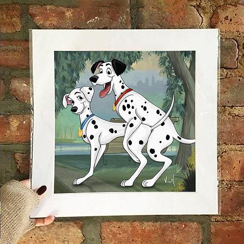 Poster / Special Edition - 101 Dalmatians
