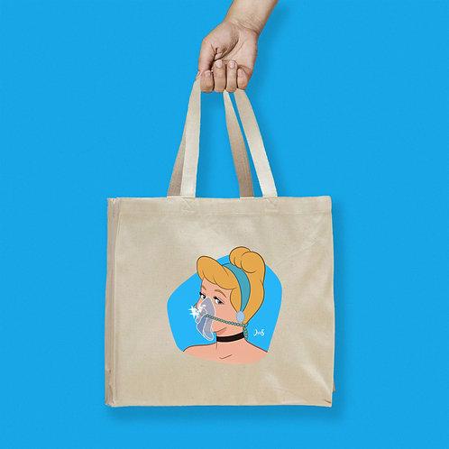 Tote Bag / Queerantine - Mask Cinderella