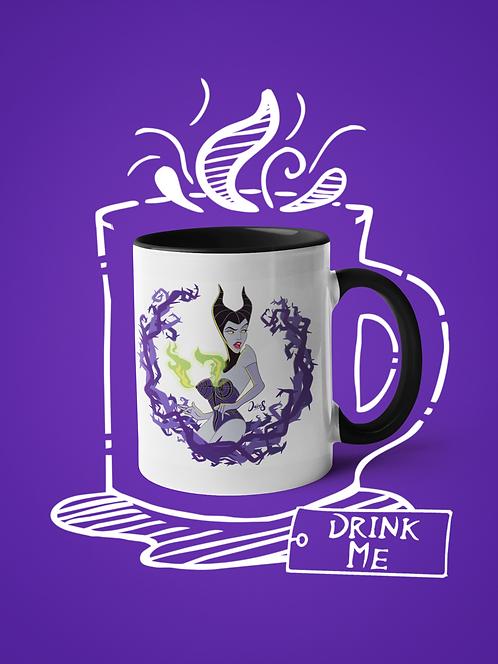 Mug / Villains - Maleficent