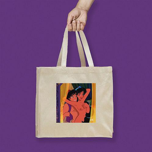 Tote Bag / Special Edition - Aladdin & Jasmine