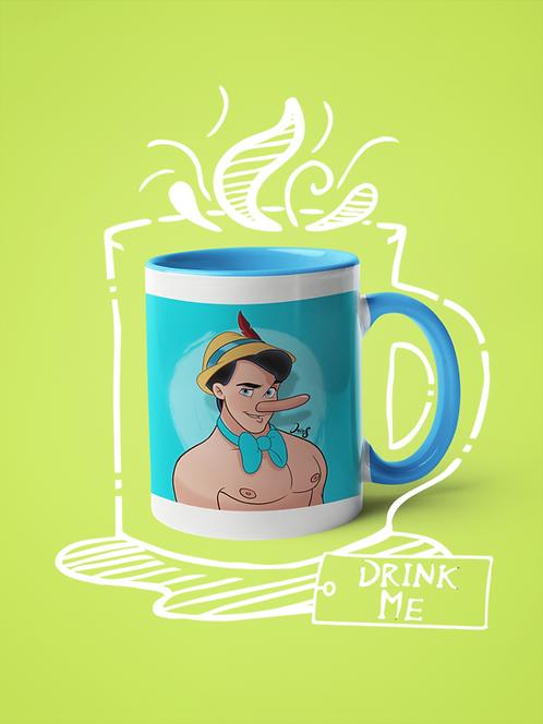 Mug / Special Edition - Pinocchio