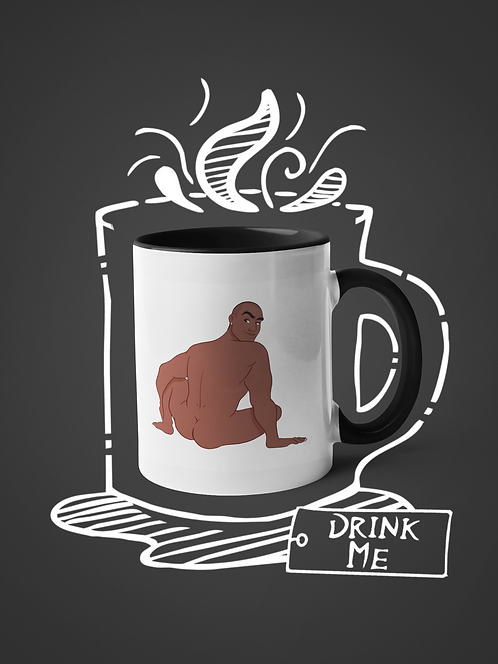 Mug / Censored - Chocolate