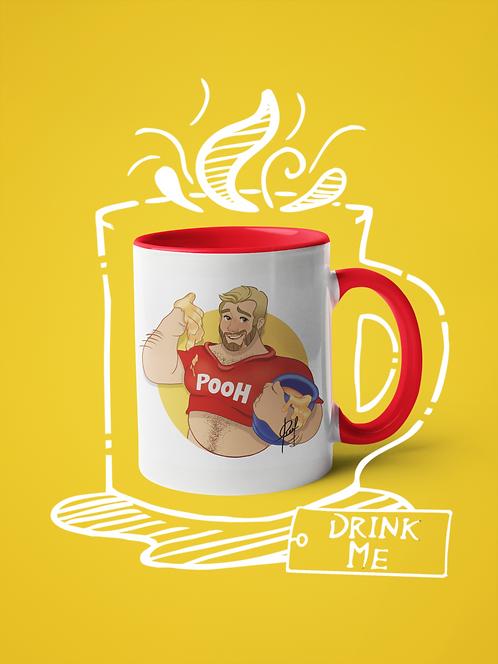 Mug / Special Edition - Winnie Pooh