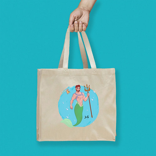 Tote Bag / Special Edition - Merman Harness