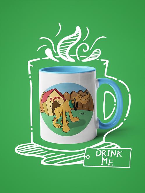 Mug / Freaky Club - Pluto