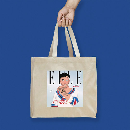 Tote Bag / Magazines - Eric Elle