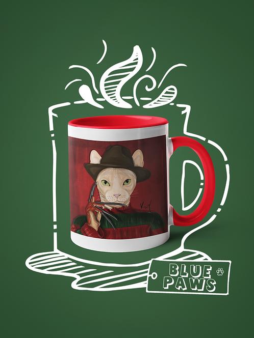 Mug / Petloween - Freddy Catger