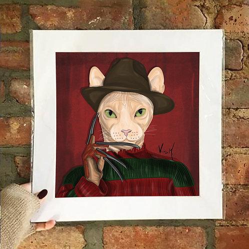 Poster / Petloween - Freddy Catger