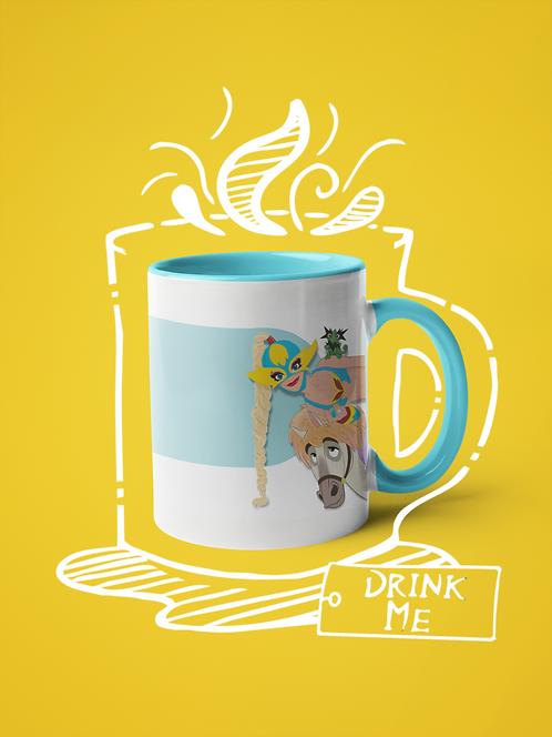 Mug / DraGlam - Aquaria