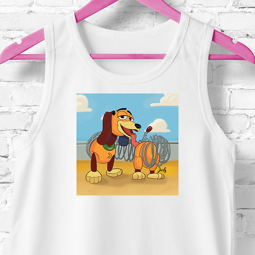 Unisex Tank Top / Special Edition - Sliking