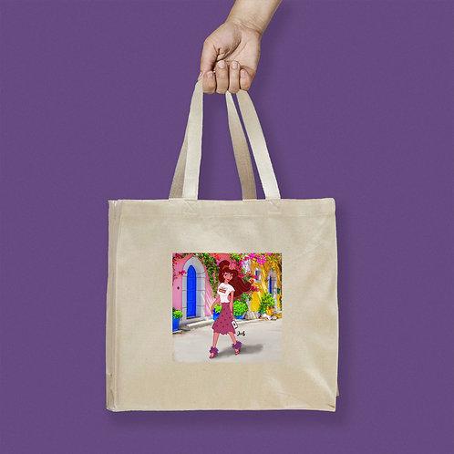 Tote Bag / Street Fashion - Megara