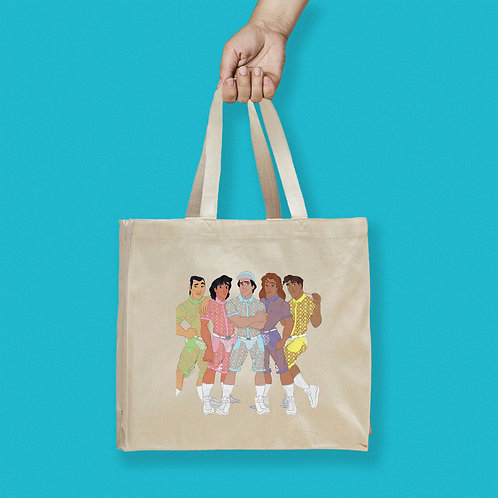 Tote Bag / Special Edition - Cazwell