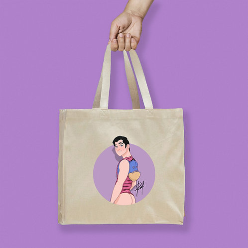 Tote Bag / Special Edition - Piglet