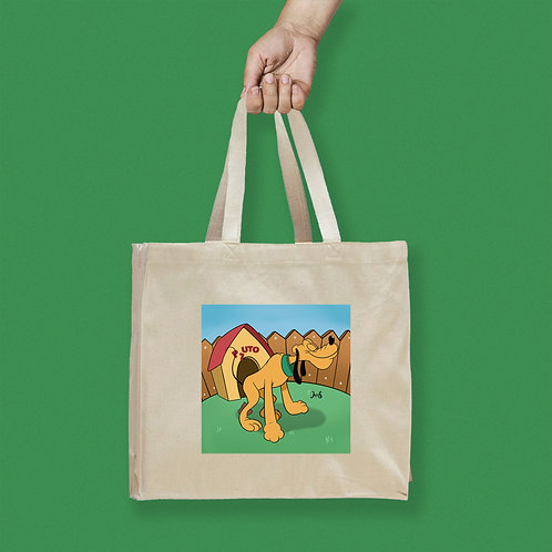 Tote Bag / Freaky Club - Pluto