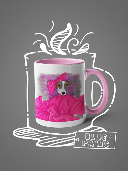 Mug / Pop Tails - Lady Gahound