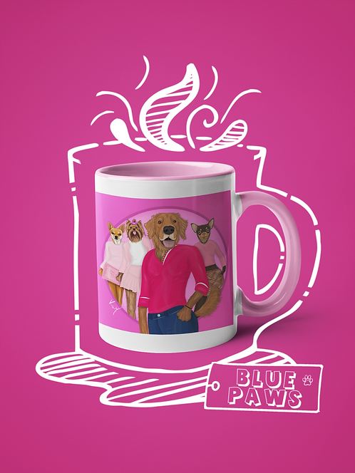 Mug / Special Edition - Mean Tails